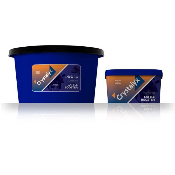 Crystalyx Cattle Booster